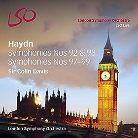 Haydn: Symphonies Nos. 92, 93, & 97 - 99