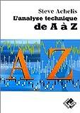 echange, troc Steve Achelis - L'Analyse technique de A à Z