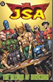 JSA: The Return of Hawkman - Book 03 (Justice Society of America (Numbered)) (1563899124) by Goyer, David S.