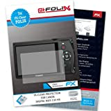 AtFoliX FX-Clear screen-protector for Canon Digital IXUS 230 HS (3 pack) - Crystal-clear screen protection!