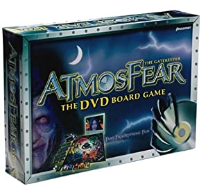 Atmosfear Interactive Board Game with DVD