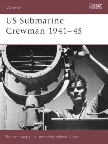 [US Submarine Crewman 1941-45 (Warrior)] (Ww2 Navy Uniforms)