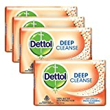 #5: Dettol Deep Cleanse Soap, 75g (Buy 3 Get 1 Free)