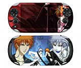 Bleach 101 Vinyl Skin Sticker Cover Protector for Sony Playstation PS Vita PSV by Cool Colour [並行輸入品]