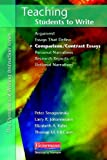 img - for Teaching Students to Write Comparison/Contrast Essays (Dynamics of Writing Instruction) book / textbook / text book