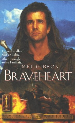 Braveheart [VHS]