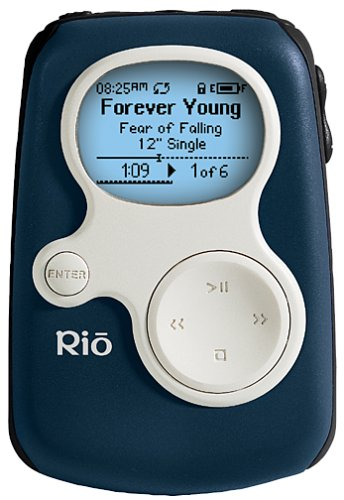 Rio S50 128 MB MP3 Player
