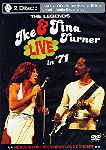 The Legends Live In '71 [DVD] [2007]