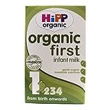 Hipp Organic 有機原料使用・粉ミルク 800g x 8個セット (新生児から) / Hipp Organic (ヒップ オーガニック)