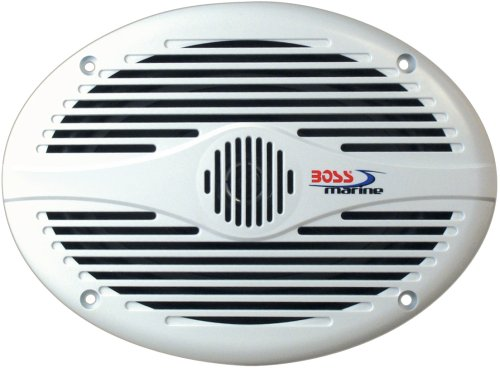 "Boss MR690 6"" x 9"" 2-Way Coaxial Marine Speaker"