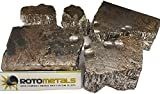 Box of Bismuth Chunks 99.99% ~8 Pounds Pure By Rotometals