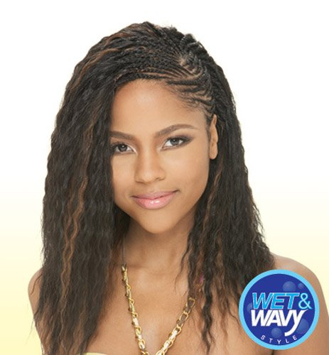 Crochet Braids With Milky Way Que : Hot Deals Milky Way Que Human Hair Braid MasterMix - Natural Super ...