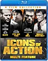 4-Film Icons of Action Set [Blu-Ray]<br>$659.00