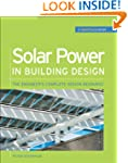 Solar Power in Building Design (Green...