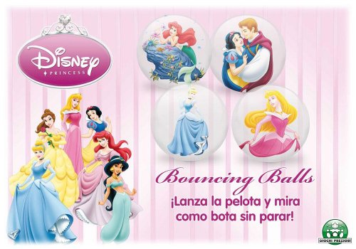 Imagen principal de Giochi Preciosi 704056 - Princess Pelota Saltarina En Blister