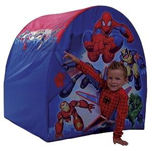 Marvel - D853-001 - Jeu de Plein Air - Maison Spider-Man et Ses Amis