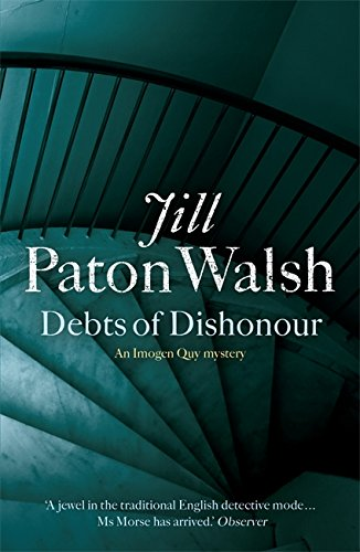 Debts of Dishonour (Imogen Quy, #3)