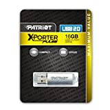 Memoria USB Patriot Pulse Series PSF16GXPPUSB de 16GB, conexión USB 2.0