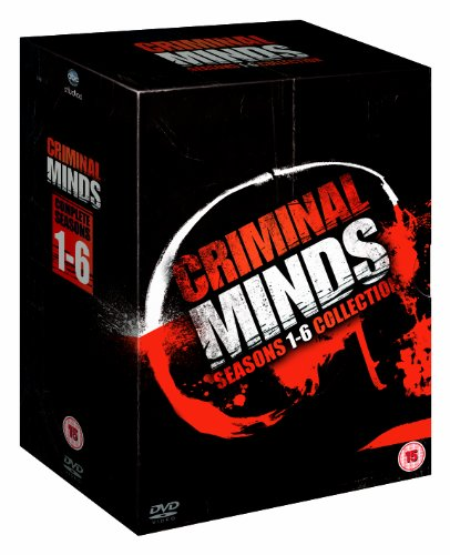 Criminal Minds - Season 1-6 [DVD]