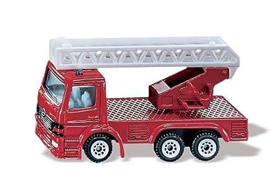 Siku 1015 - Feuerwehrdrehleiter