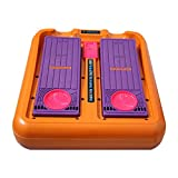 Portable Mini Running Walking Twist Stretching Excercise Machine Home Fitness