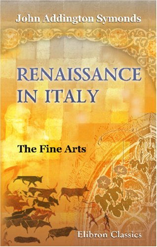 Renaissance In Italy: The Fine Arts front-92917