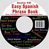 img - for Easy Spanish Phrase Book: Over 770 Basic Phrases for Everyday Use (Spanish Edition) book / textbook / text book