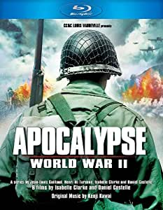 Apocalypse  World War II [Blu-ray]