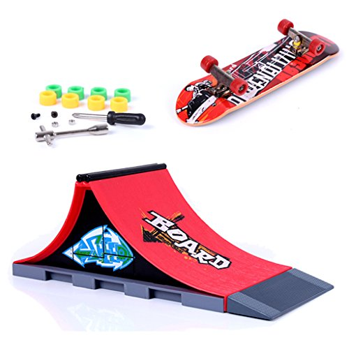 Série Planche à Roulettes Mini-rampe Skateboarding Accessoire Collection #A