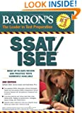 Barron's SSAT/ISEE (Barron's How to Prepare for the SSAT/ISEE)
