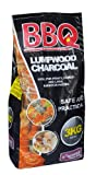Lawn &amp; Patio - Kingfisher CC3KG 3Kg Bag of Charcoal