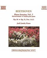 Piano Sonatas 12, 16 & 18