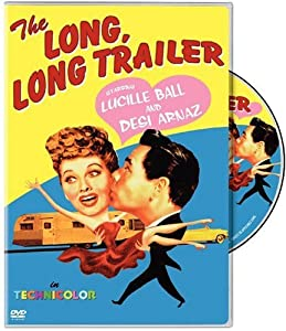 "Cover of ""The Long, Long Trailer"""