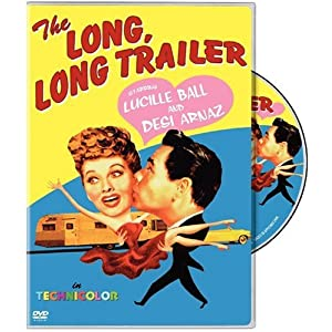 The Long, Long Trailer at Amazon.com