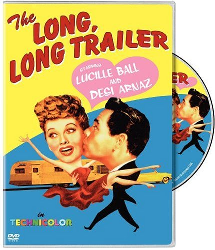 The Long, Long Trailer (The Trailers Wife compare prices)