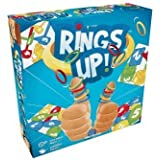 Blue Orange Rings Up Game, Multi Color