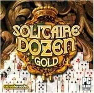 Casualarcade Games SOLITAIREDOZGLD Solitaire Dozen Gold