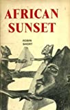 img - for African Sunset book / textbook / text book