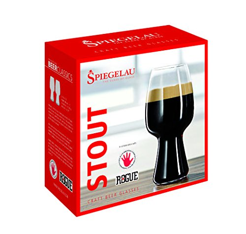 spiegelau beer stout glass gift set