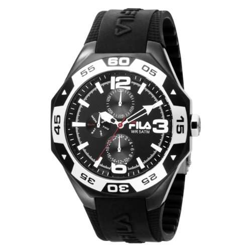 Fila Men's FA0831-32 Multi-function Energia Watch