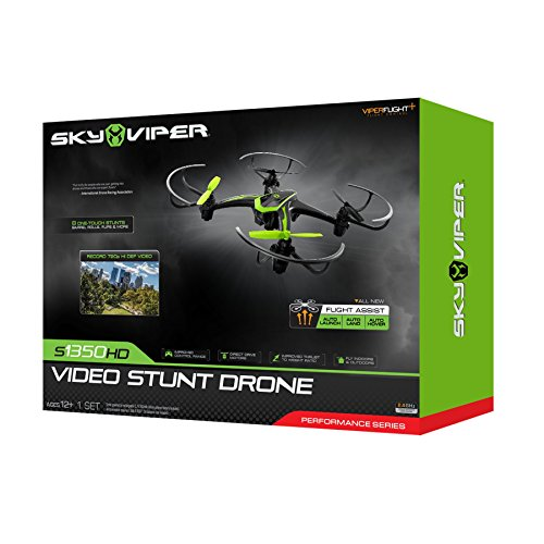 Sky-Viper-s1350HD-Video-Stunt-Drone-AUTO-Launch-Land-Hover-2016-Edition