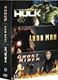 echange, troc Marvel super heros: L'incroyable Hulk, Iron Man, Ghost Rider