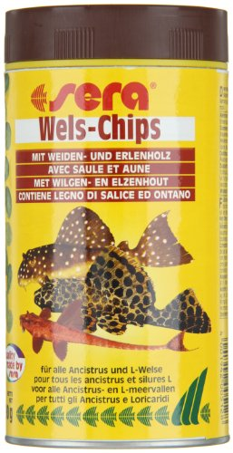 Sera Wels-Chips, 1er Pack (1 x 500 ml)