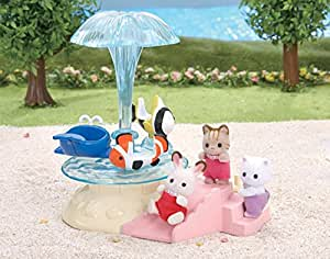 Calico Critters Calico Critters Seaside Merry Go Round
