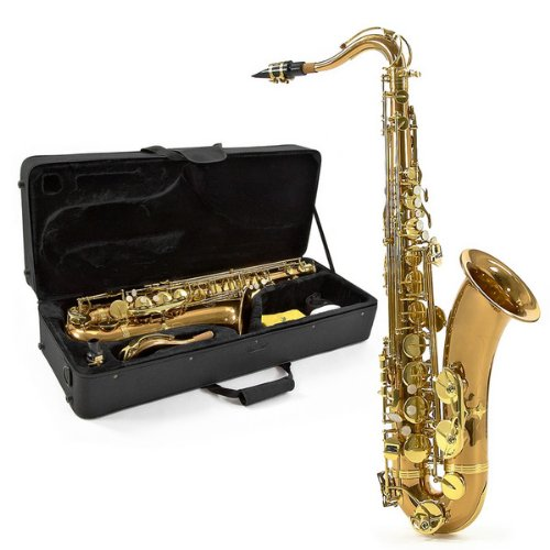 Rosedale Tenor Sax Rose Gold / Gold - Ex Demo