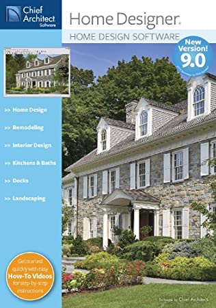 Chief Architect Home Designer 9.0  [Download] [OLD VERSION]