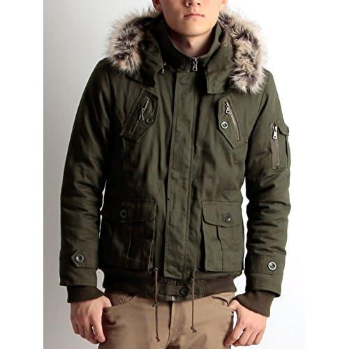(ラフタス)Rafftas N-2B ミリタリージャケット Lサイズ カーキ メンズ アウター ジャケット メンズコート