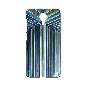 BLUEDIO Designer Printed Back case cover for Micromax Canvas E313 - G5826