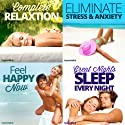The Total Relaxation Hypnosis Bundle: Enjoy Perfect Peace and Blissful Rest, with Hypnosis  by Hypnosis Live Narrated by Hypnosis Live