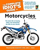 51DWwupwdlL. SL160  The Complete Idiots Guide to Motorcycles, 5th Edition